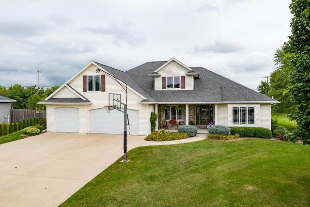 410 E Clearfield Lane, Appleton, WI 54913 (#50246615) :: Symes Realty, LLC