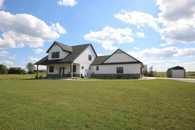 6681 Rustic Meadows Road, Pickett, WI 54964 (#50247024) :: Symes Realty, LLC