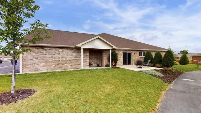 1246 Pond View Circle #6, De Pere, WI 54115 (#50247452) :: Symes Realty, LLC