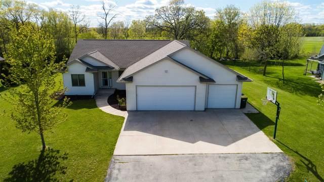 8365 Moeser Lane, Larsen, WI 54947 (#50247469) :: Todd Wiese Homeselling System, Inc.