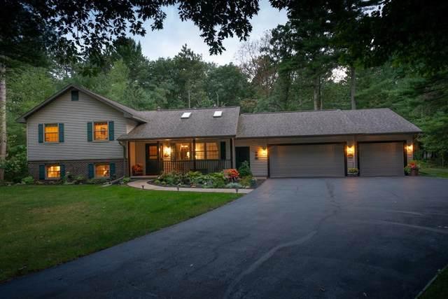 N2040 Majestic Pines Circle, Wautoma, WI 54982 (#50247945) :: Symes Realty, LLC