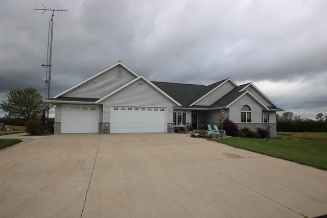 W12166 Sunny Knoll Road, Brandon, WI 53919 (#50248171) :: Symes Realty, LLC