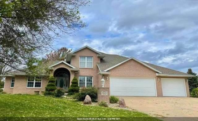 2542 Van Rite Court, Green Bay, WI 54311 (#50248260) :: Ben Bartolazzi Real Estate Inc