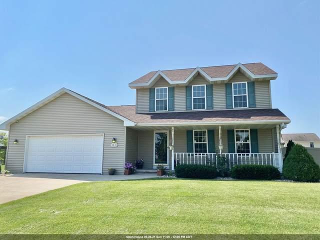 W5431 Colin Street, Appleton, WI 54915 (#50248361) :: Ben Bartolazzi Real Estate Inc