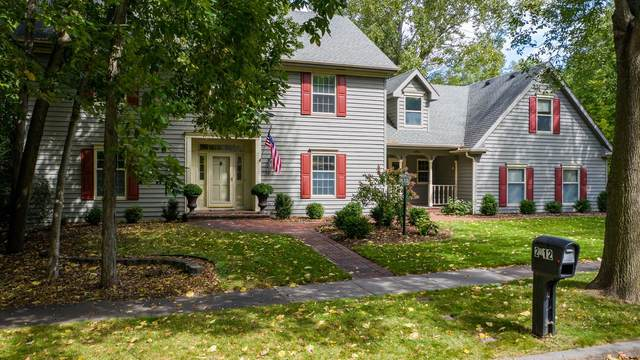 2412 Schaefer Circle, Appleton, WI 54915 (#50248405) :: Town & Country Real Estate