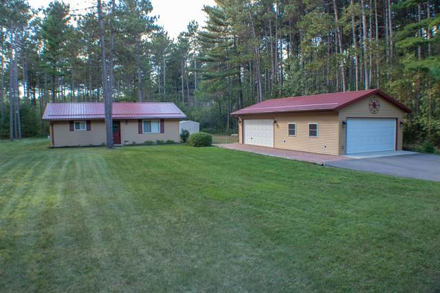 N4266 Lakeside Drive, Hancock, WI 54943 (#50248474) :: Town & Country Real Estate