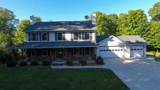 5674 Deer Wood Lane, Campbellsport, WI 53010 (#50248536) :: Todd Wiese Homeselling System, Inc.