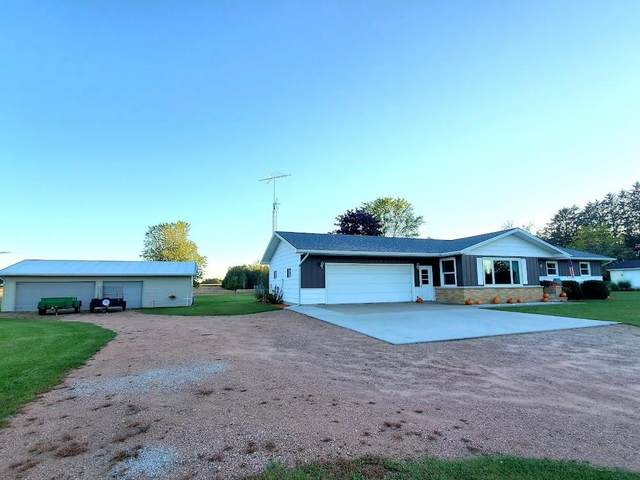 E9757 Hwy I, Clintonville, WI 54929 (#50248700) :: Todd Wiese Homeselling System, Inc.