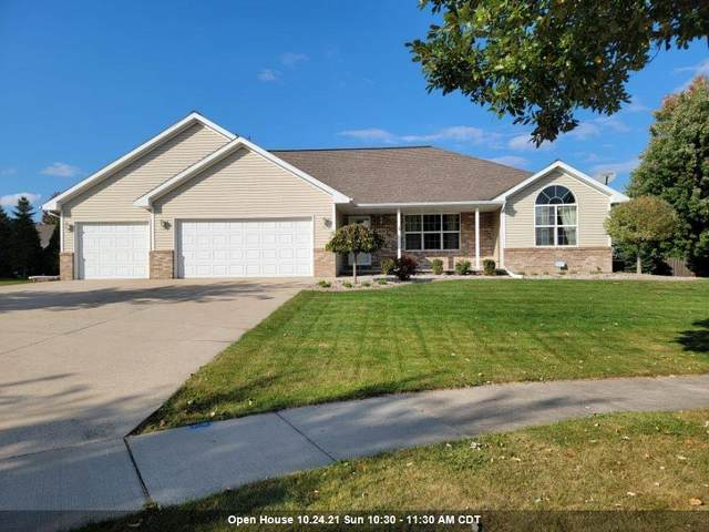 3608 Glen Kent Court, Green Bay, WI 54313 (#50249061) :: Todd Wiese Homeselling System, Inc.