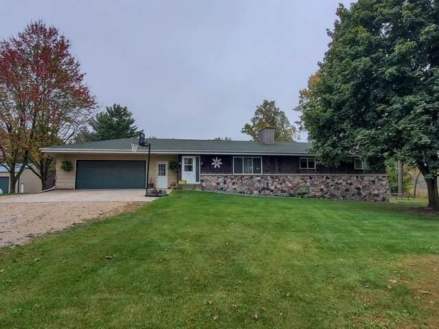 N5709 Hwy K, Ogdensburg, WI 54962 (#50249232) :: Todd Wiese Homeselling System, Inc.