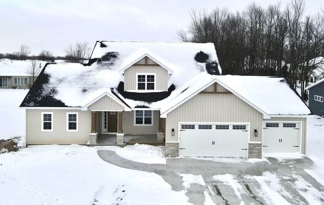 W5536 Hoelzel Way, Appleton, WI 54915 (#50227301) :: Town & Country Real Estate