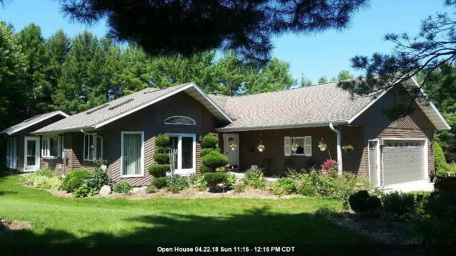W2808 Century Drive, Campbellsport, WI 53010 (#50145744) :: Dallaire Realty