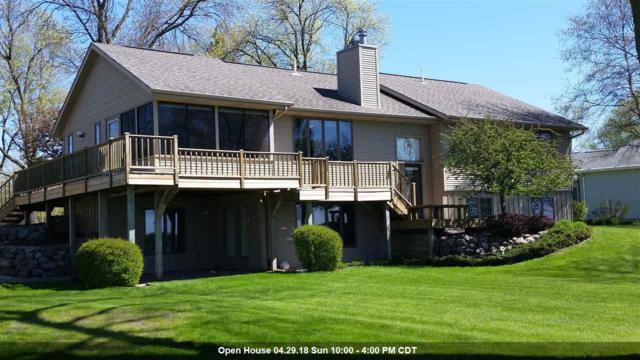 N9684 Highland Park Road, Malone, WI 53049 (#50165503) :: Dallaire Realty