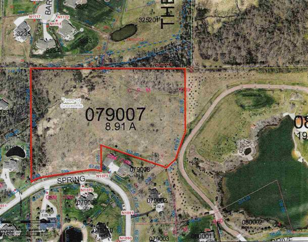 Spring Valley Drive, Hortonville, WI 54944 (#50152176) :: Dallaire Realty