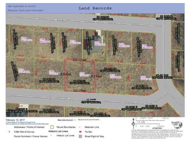 2315 Young Drive #11, Waupaca, WI 54981 (#50157380) :: Ben Bartolazzi Real Estate Inc