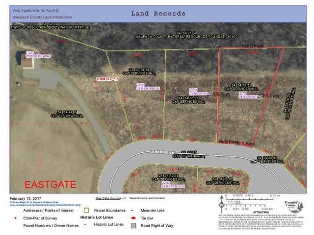 2275 Lensmire Lane #51, Waupaca, WI 54981 (#50157414) :: Symes Realty, LLC