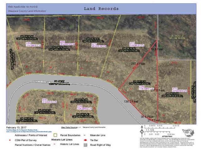 2295 Lensmire Lane #53, Waupaca, WI 54981 (#50157416) :: Carolyn Stark Real Estate Team