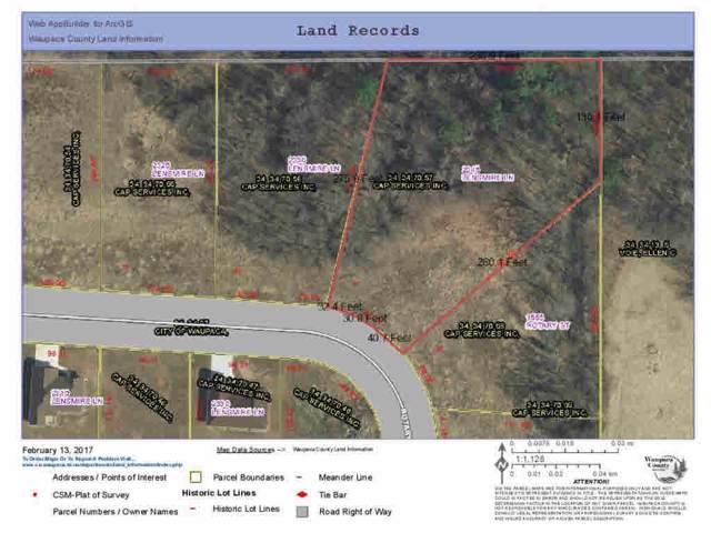 2345 Lensmire Lane, Waupaca, WI 54981 (#50157420) :: Todd Wiese Homeselling System, Inc.