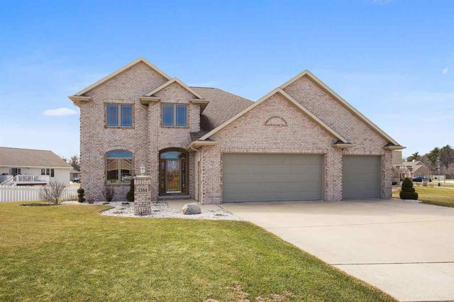 3364 Langdon, Green Bay, WI 54311 (#50160392) :: Dallaire Realty