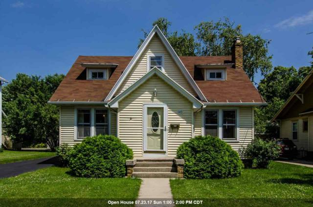 145 5TH, Neenah, WI 54956 (#50168250) :: Dallaire Realty