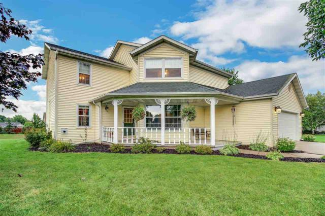 N2478 Timothy Lane, Greenville, WI 54942 (#50171012) :: Dallaire Realty