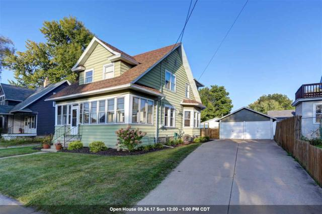 222 Harrison Street, Neenah, WI 54956 (#50171839) :: Dallaire Realty