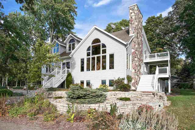 11185 Shoemaker Point Road, Brussels, WI 54204 (#50172287) :: Symes Realty, LLC