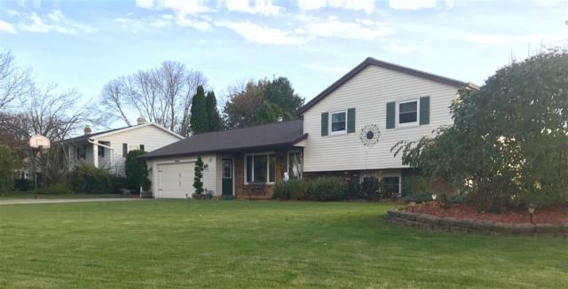 2060 Bluebill Street, Green Bay, WI 54311 (#50174698) :: Todd Wiese Homeselling System, Inc.