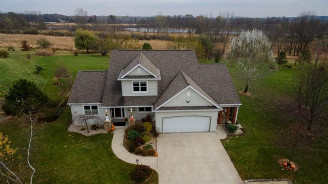 N572 36TH Court, Berlin, WI 54923 (#50174707) :: Dallaire Realty