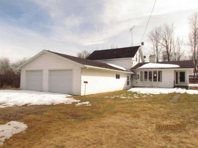12923 Hwy H, Gillett, WI 54124 (#50175500) :: Dallaire Realty