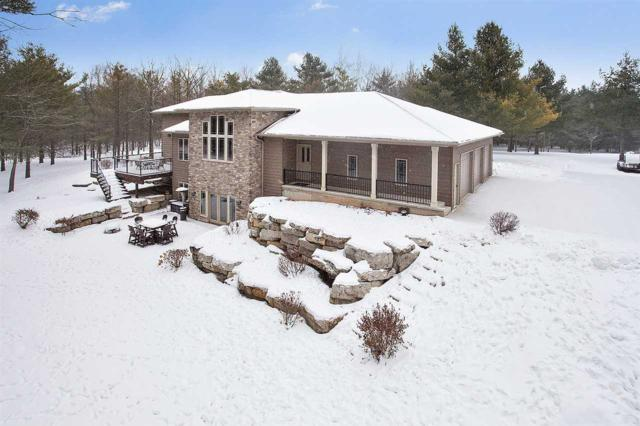 9818 Decker Road, Reedsville, WI 54230 (#50176209) :: Dallaire Realty