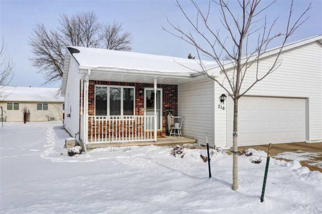 216 Bluebird Lane, Kimberly, WI 54136 (#50177385) :: Dallaire Realty
