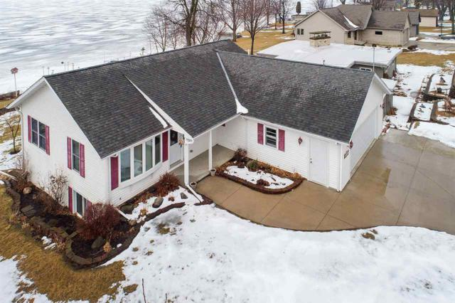 N5653 Rockland Beach Road, Hilbert, WI 54129 (#50178056) :: Dallaire Realty