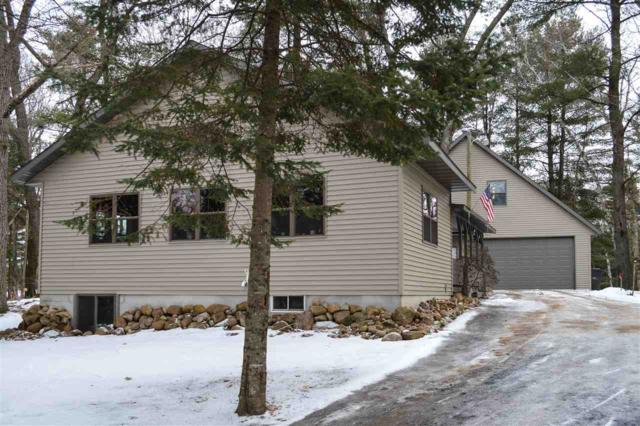 N10820 Mud Lake Road, Iola, WI 54945 (#50178135) :: Dallaire Realty