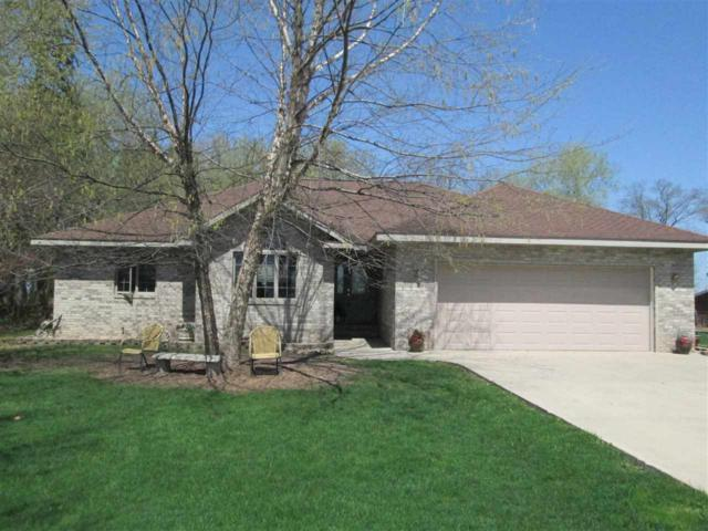 W384 Cumberland Avenue, Berlin, WI 54923 (#50180431) :: Dallaire Realty