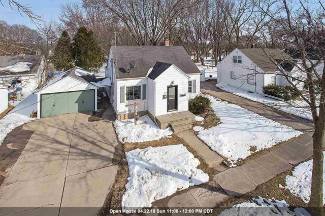 1009 Goodell Street, Green Bay, WI 54301 (#50180940) :: Dallaire Realty