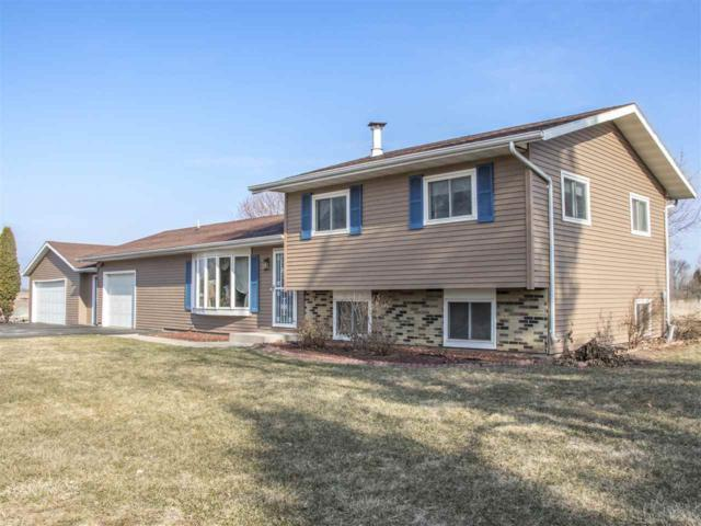 W254 Brown Deer Drive, Berlin, WI 54923 (#50181234) :: Dallaire Realty