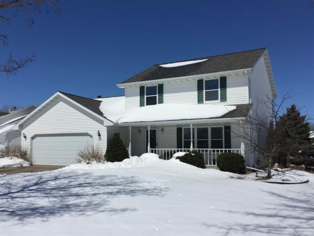 3024 Sunray Lane, Green Bay, WI 54313 (#50181314) :: Dallaire Realty