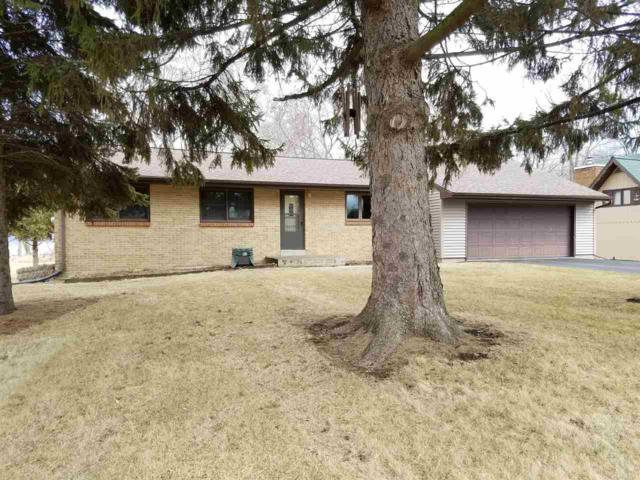N8635 Shady Drive, North Fond Du Lac, WI 54937 (#50181326) :: Dallaire Realty