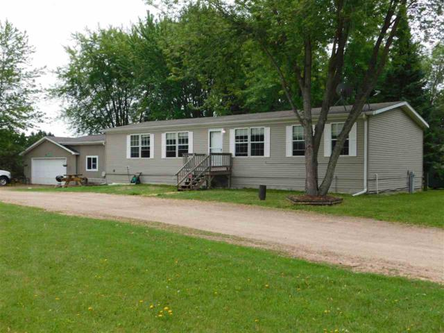 9536 St Bernadette Road, Suring, WI 54174 (#50181414) :: Dallaire Realty