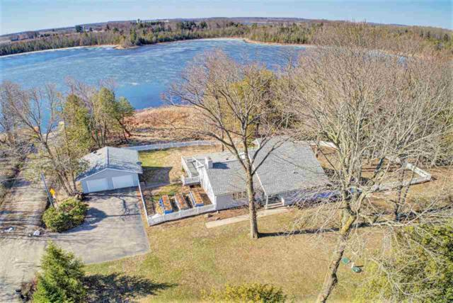 N6321 Pensaukee Lake Road, Cecil, WI 54111 (#50182195) :: Dallaire Realty
