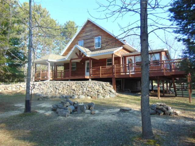 8002 N Boat Landing Lane, Crivitz, WI 54114 (#50182574) :: Symes Realty, LLC