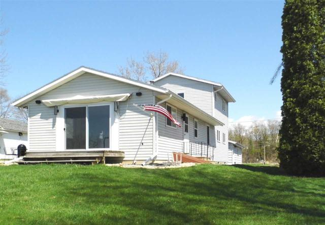 N4623 Lake Drive, HUSTISFORD, WI 53034 (#50182577) :: Dallaire Realty