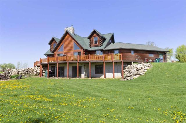 N144 Hwy M, Hortonville, WI 54944 (#50183805) :: Dallaire Realty