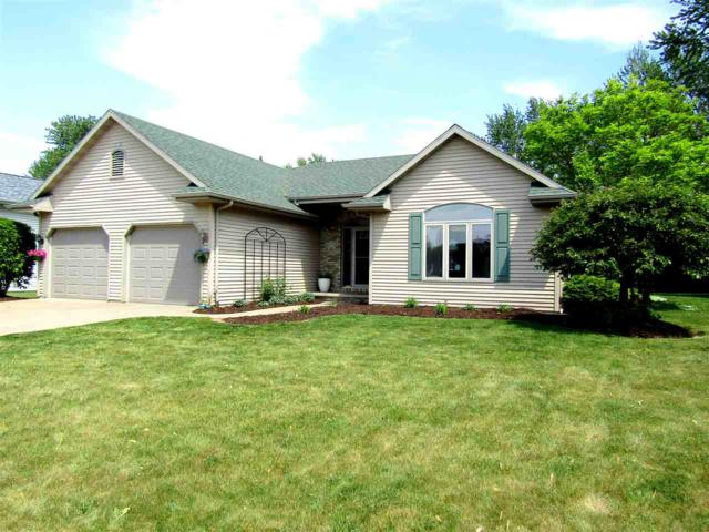 W2956 Creekside Court, Appleton, WI 54915 (#50184239) :: Symes Realty, LLC
