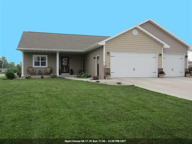 1600 Pond View Court, Neenah, WI 54956 (#50185356) :: Symes Realty, LLC