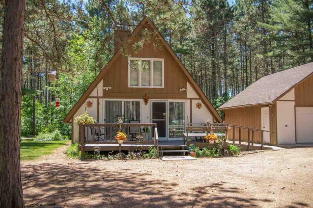 N4290 Lakeside Drive, Hancock, WI 54953 (#50185456) :: Dallaire Realty