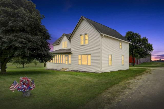 W3055 Killsnake Road, Chilton, WI 53014 (#50185496) :: Todd Wiese Homeselling System, Inc.