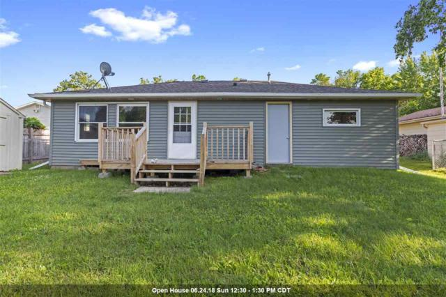 7628 Haase Road, Larsen, WI 54947 (#50185630) :: Dallaire Realty