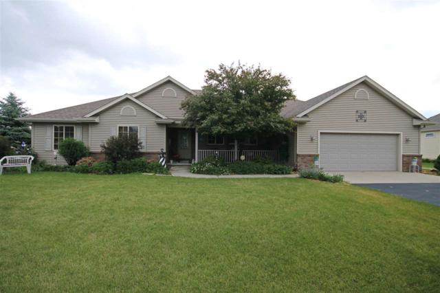 N7721 Redtail Lane, Malone, WI 53049 (#50185764) :: Todd Wiese Homeselling System, Inc.